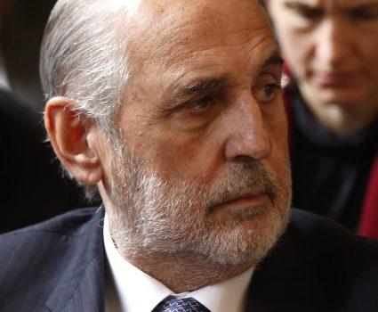 Jorge Abbott, fiscal Nacional. Foto Agencia Uno
