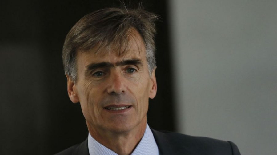 José Ramón Valente, ministro de Economía