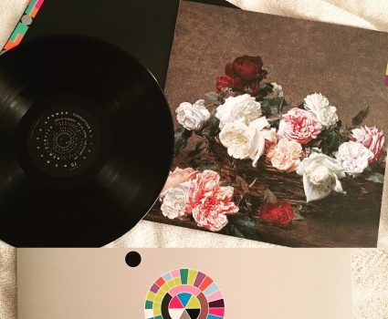 New Order disco Power, Corruption & Lies