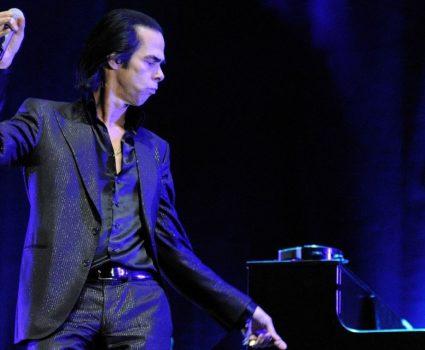 Nick Cave en concierto