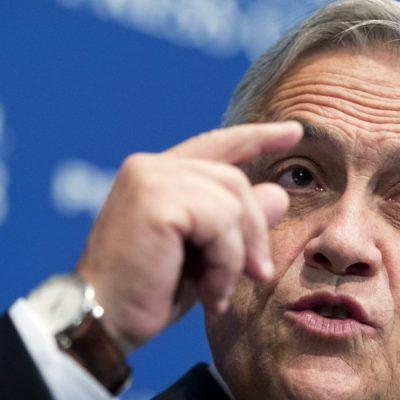 Sebastián Piñera. Gobierno decide no designar embajador en Venezuela