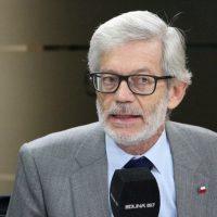 Ministro de OO,PP. Juan Andrés Fontaine