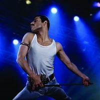 Rami Malek as rock icon Freddie Mercury in the upcoming Twentieth Century Fox/New Regency film BOHEMIAN RHAPSODY.