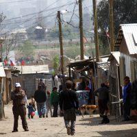 Campamentos en Chile