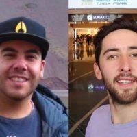 Jovenes chilenos detenidos en Malasia