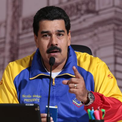 Maduro lanzó amenaza a empresarios para que no suban los precios
