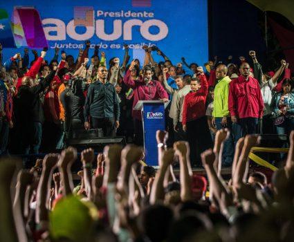 Los dichos clave de países que rechazan las elecciones en Venezuela