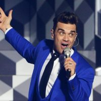 Robbie Williams en concierto