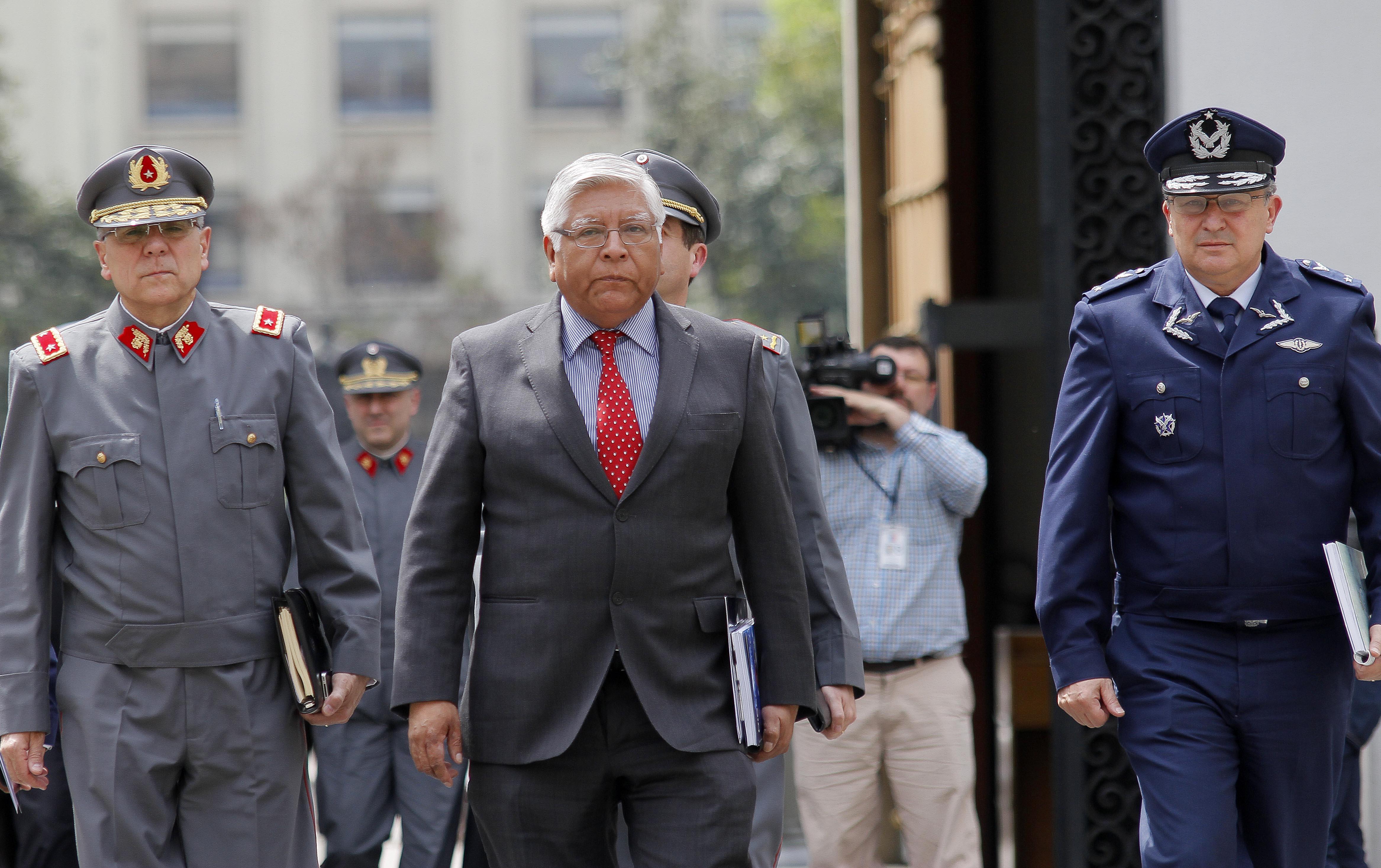 Gabriel Gaspar, ex embajador de Chile ante La Haya