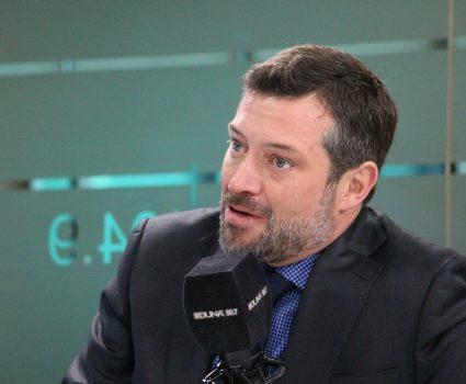 El vicepresidente de Corfo analizó el regreso de Julio Ponce Lerou a SQM