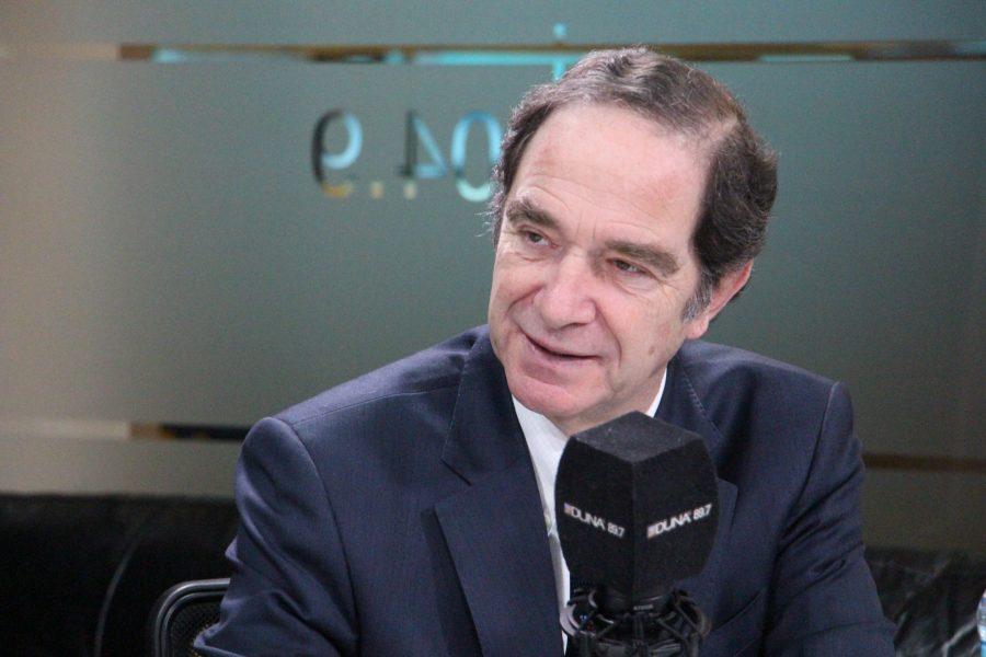 Hernán Larraín por ley de adopciones