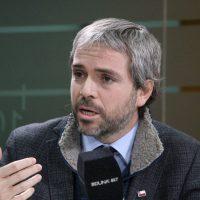 Titular de la Segpres, Gonzalo Blumel