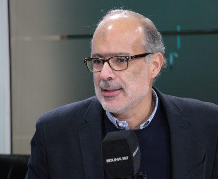 Ridrigo Valdés, ex ministro de Hacienda
