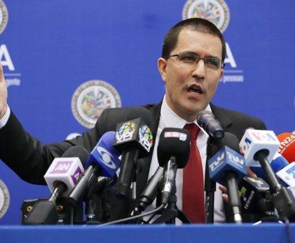 La posibilidad de Venezuela de abandonar la OEA