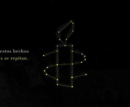 constelación de los caidos