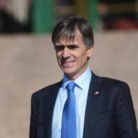Ministro de Economía, José Ramón Valente.