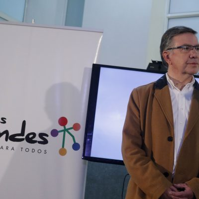 Alcalde de Las Condes, Joaquín Lavín