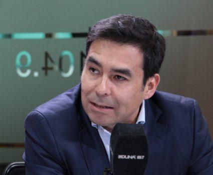 El economista Eric Parrado se refirió a los ciberataques en insstituciones financieras