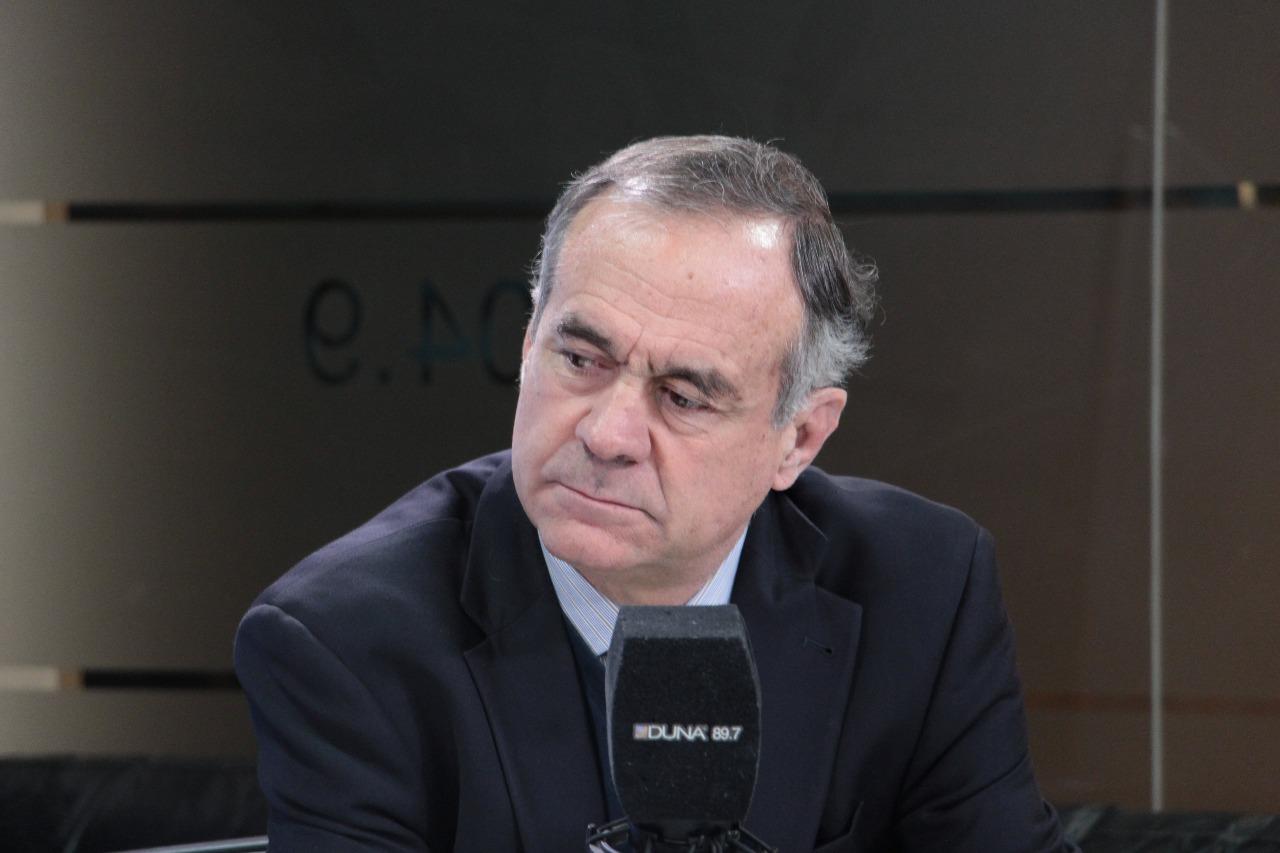 Ex presidente de la DC y ex canciller, Ignacio Walker
