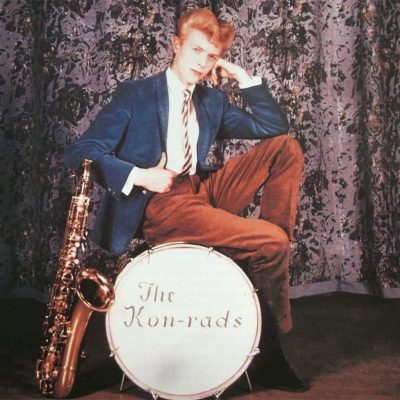 David Bowie The Konrads