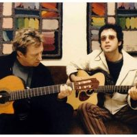 cerati y Andy Summers