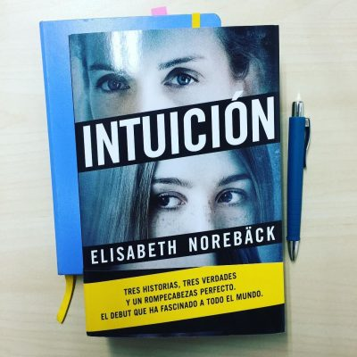 intuición libro