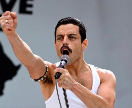 movie Bohemian Rhapsody, Freddy Mercury
