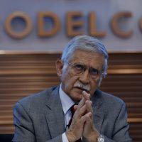 Presidente ejecutivo de Codelco, Nelson Pizarro