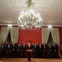 9 de agosto de 2018/SANTIAGO El presidente de la Republica, realiza el primer cambio en el gabinete. FOTO: SEBASTIAN BELTRÁN GAETE/AGENCIAUNO