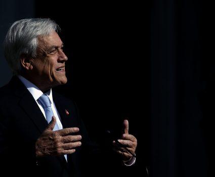 16 DE AGOSTO DE 2018/SANTIAGO El Presidente de la Repœblica, Sebasti‡n Pi–era, presenta el Proyecto de Ley Mortinato, en el Palacio de la Moneda. FOTO: CRISTOBAL ESCOBAR/AGENCIAUNO