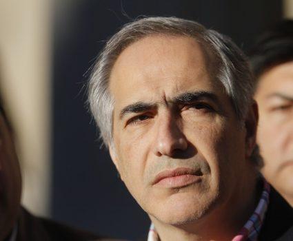 Senador por Valparaíso, Francisco Chahuán