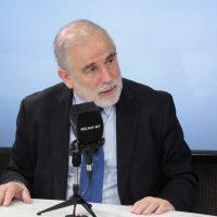 Presidente del Senado Carlos Montes