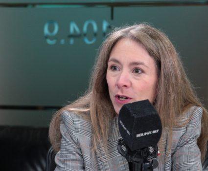 Susana Jiménez, ministra de Energía