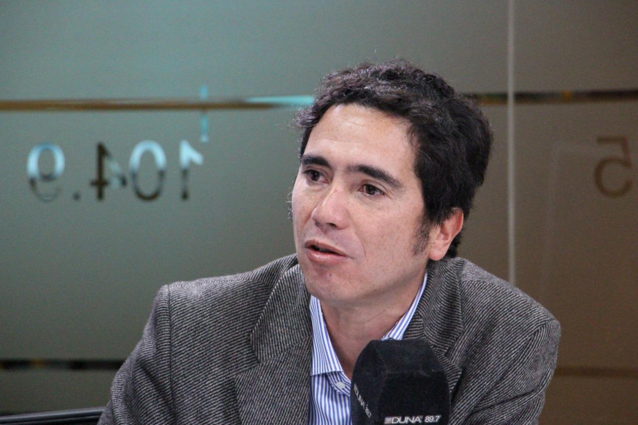 Ignacio Briones, ex embajador OCDE