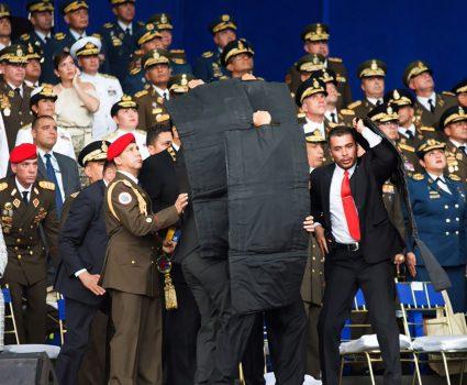 Atentado Venezuela