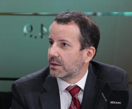 Pablo García, consejero Banco Central