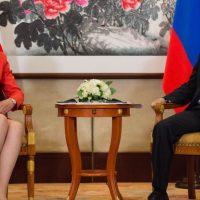 Reino unido y rusia