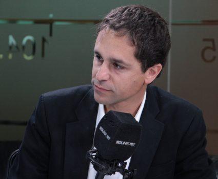 Fernando Larraín gerente general de la Asociación de AFP.