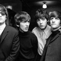 The Beatles blanco