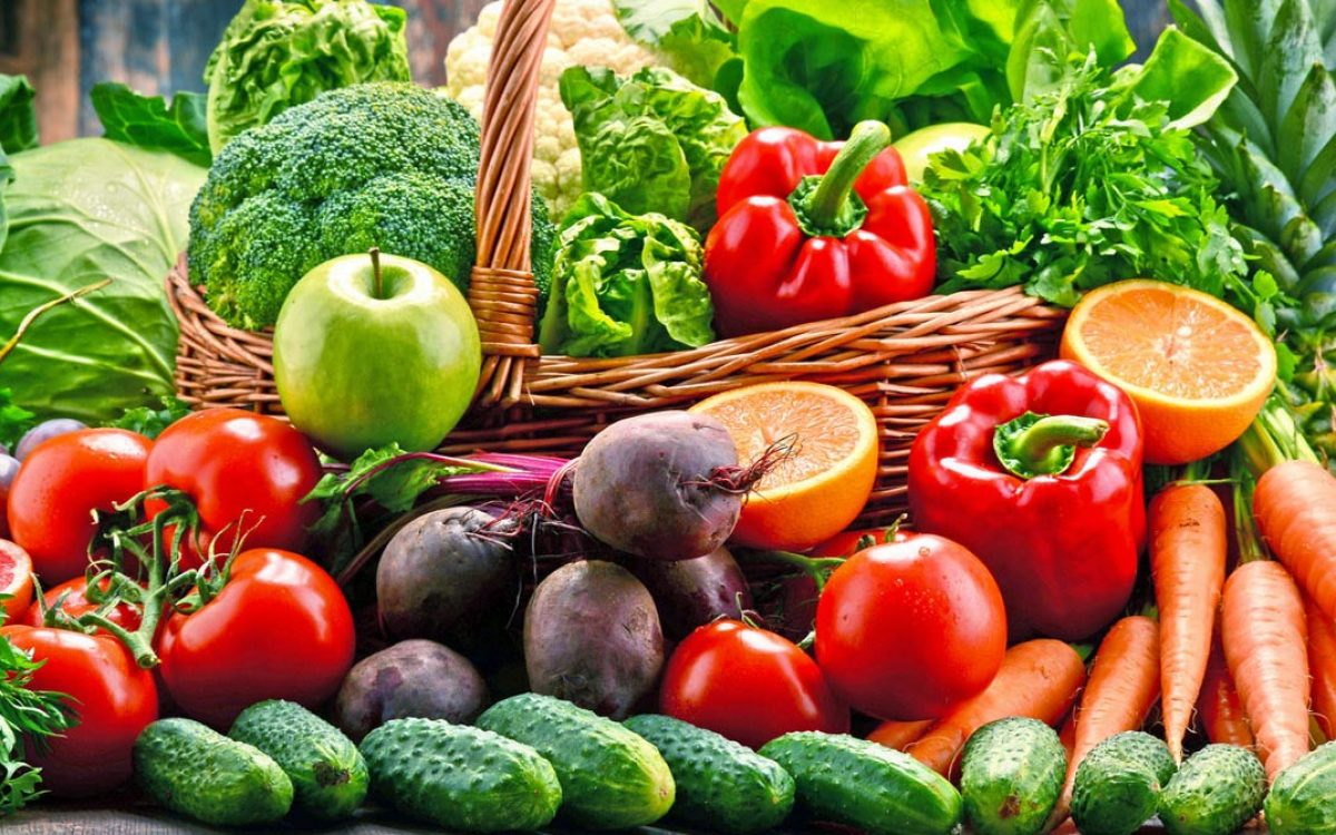 Una buena instancia para comprar verduras y frutas de calidad ...