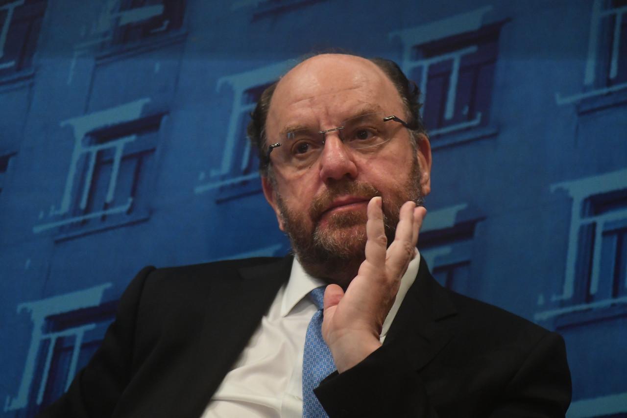 Ministro de Desarrollo Social, Alfredo Moreno