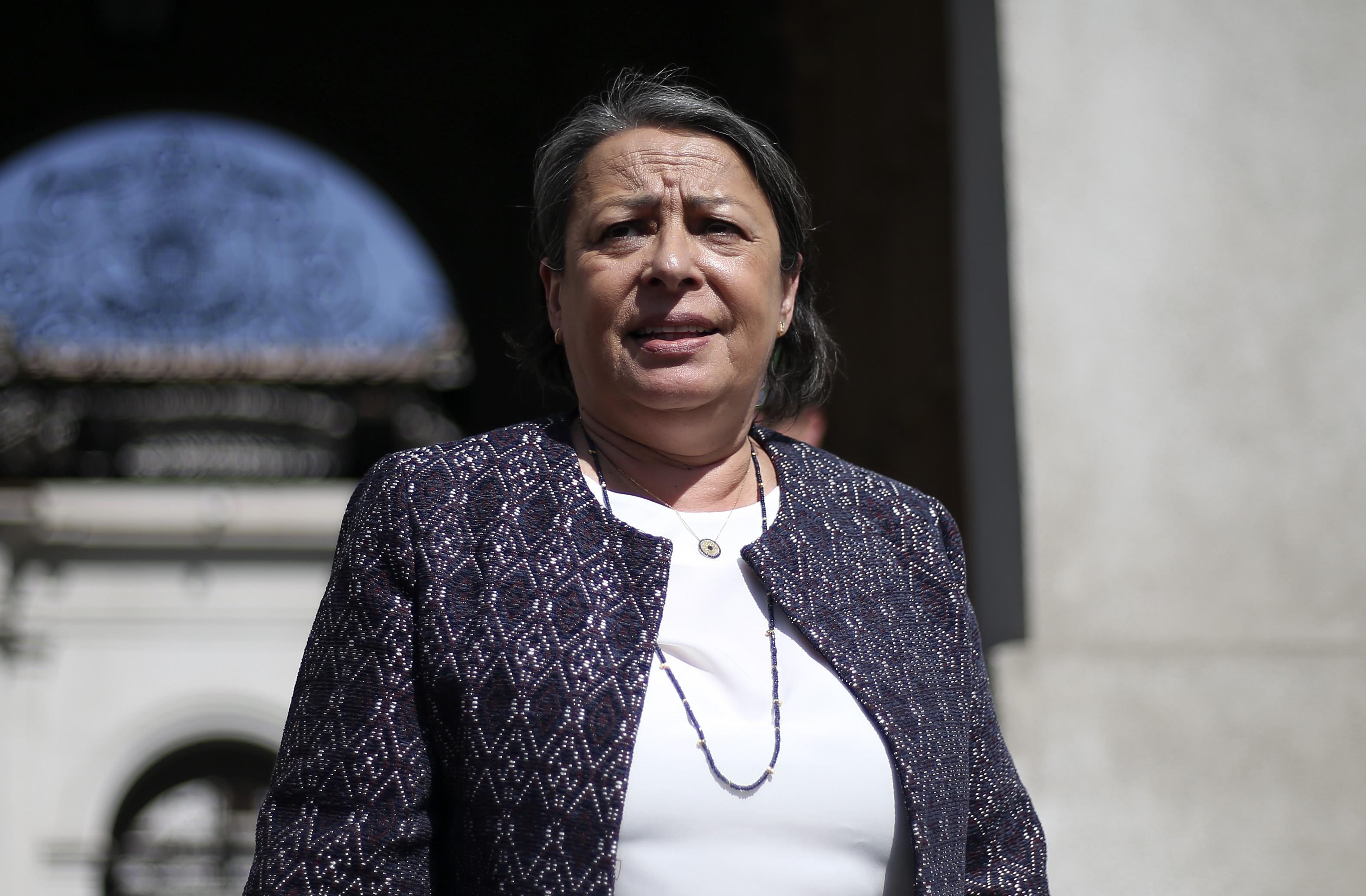 Consuelo Contreras, INDH