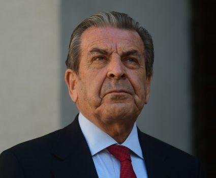 Ex presidente Eduardo Frei