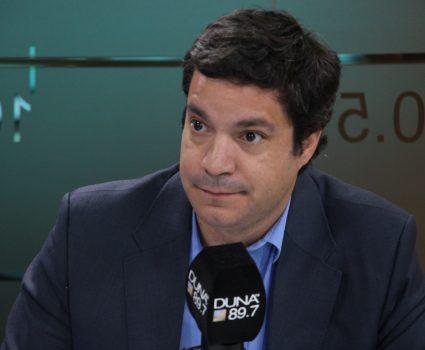 Ex superintendente de Salud, Sebastián Pavlovic