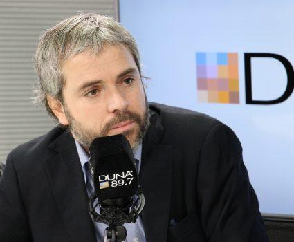 Ministro Gonzalo Blumel