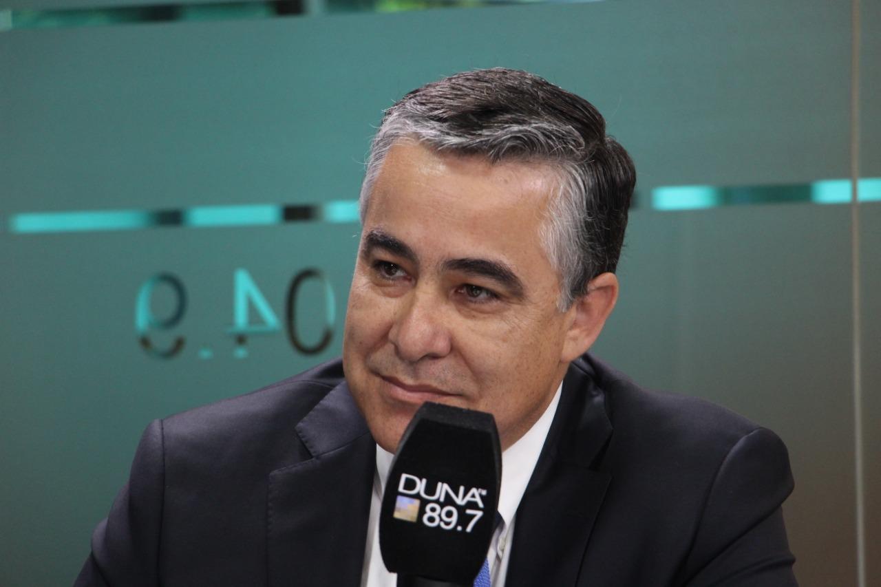 Claudio Muñoz, presidente de Icare