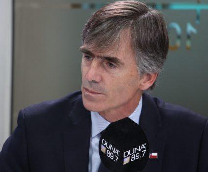José Ramón Valente, ministerio de Economía