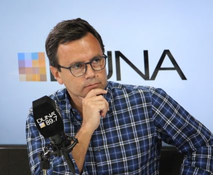 Nicolás Espejo por situación del Sename
