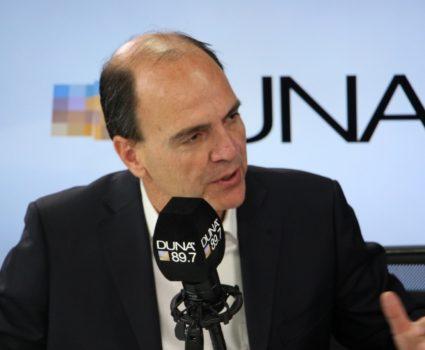 Ministro de Vivienda y Urbanismo, Cristián Monckeberg