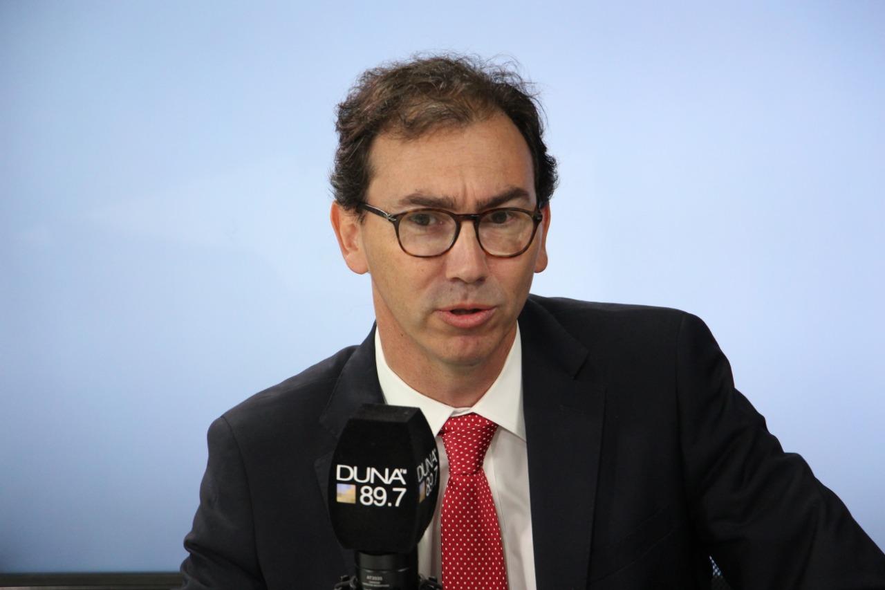 Raúl Figueroa subsecretario de Educación